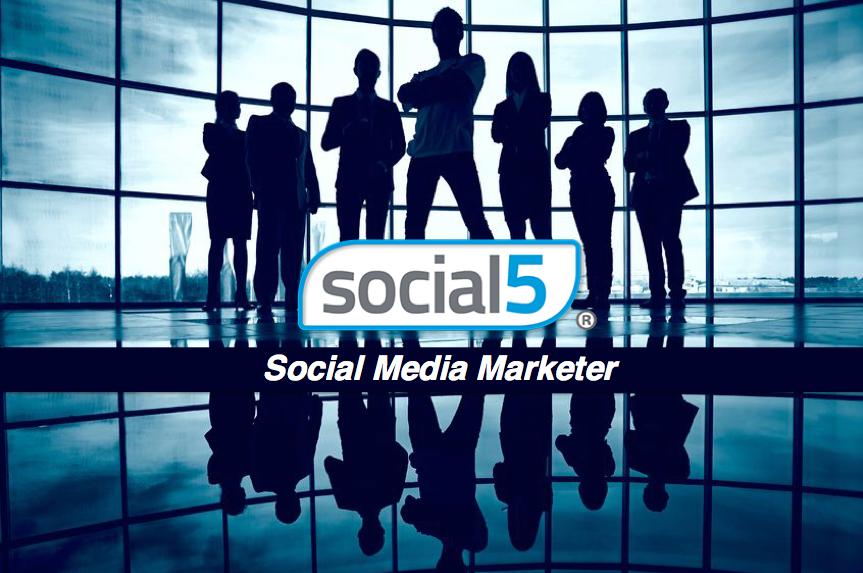 CURRICULUM: Social Media Marketer