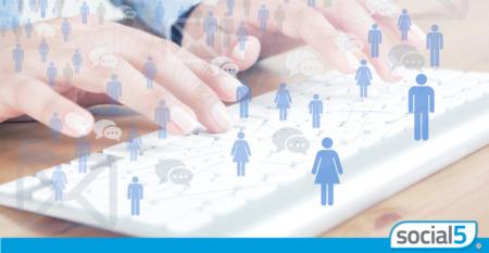 DNU – Social5 University Promotion Graphic (Social5 University Promo Size)